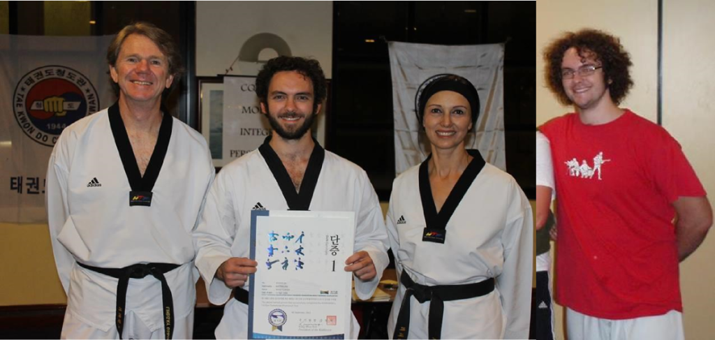 taekwondo is great for healthy weight loss
